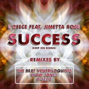 """Success (Keep On Rising)"" - The Remixes Out Today!"