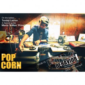 The Popcorn Party Tomorrow Tues. 10.6