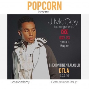 The Popcorn Party Tomorrow Tues. 3.22