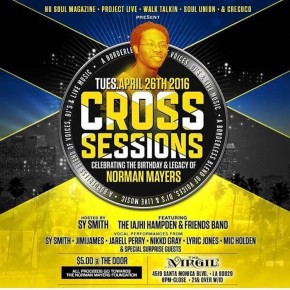 Performing at Cross Sessions Tonight!