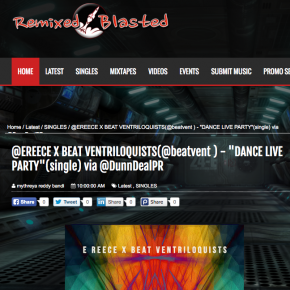 remixedandblasted.com
