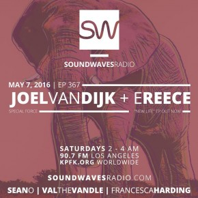 Soundwaves Interview Tomorrow Morning 5/7 on 90.7FM KPFK