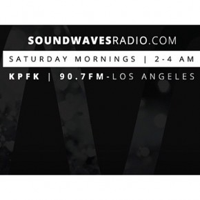 Listen to my Soundwaves Radio Interview