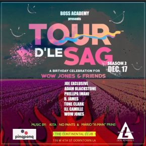 TOUR D'LE SAG SEASON 2 DEC. 17TH