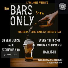 The Bars Only Radio Show 10.7