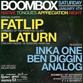 Boombox 7th Annual Native Tongues Appreciation Night 1.4