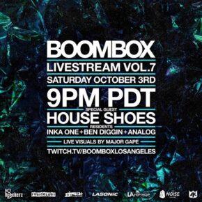 Boombox Livestream Vol. 7