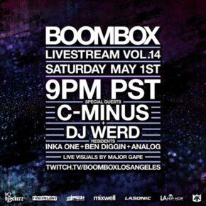 Boombox Livestream Vol. 14